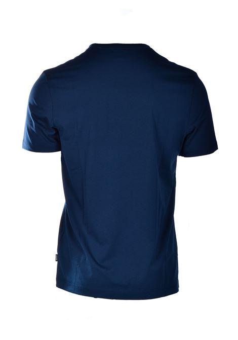 Tiburt55 T-shirt regular fit in morbido cotone BOSS | T-shirt | 50379310410