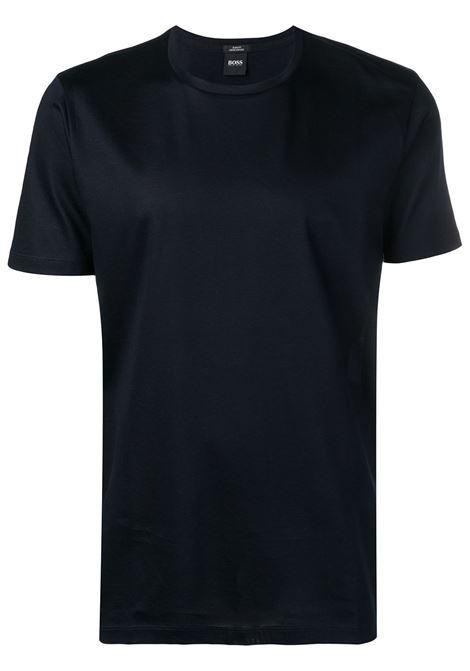 T-shirt slim fit in cotone mercerizzato BOSS | T-shirt | 50383822001