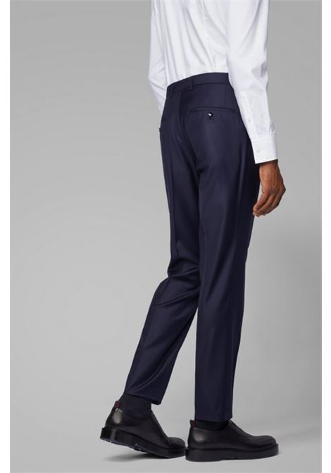 AMERICA POCKET TAILORED TROUSERS BOSS | Trousers | 50384759410