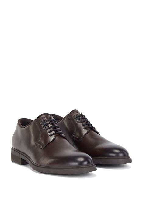 Firstclass Italian leather derby shoes with Outlast® lining BOSS | Lace-up shoes | 50417689201