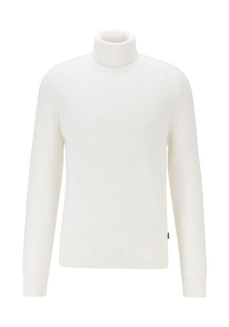 manuello Maglione collo alto misto lana BOSS | Maglieria | 50435307118