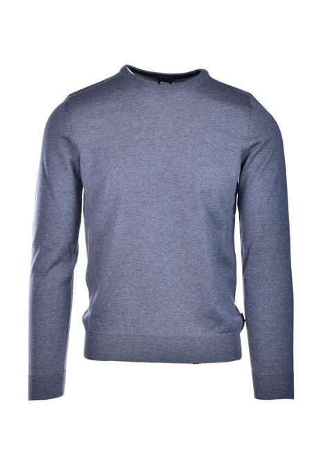 Maglione slim fit in lana vergine BOSS | Maglie | 50435462030