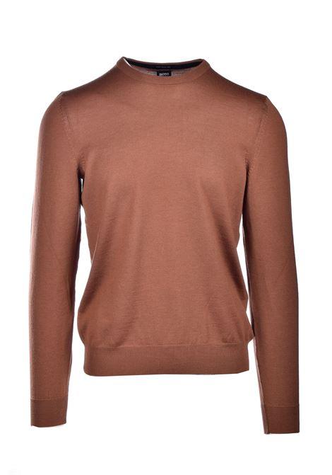 Maglione slim fit in lana vergine BOSS | Maglieria | 50435462206