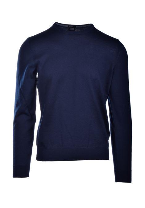 Maglione slim fit in lana vergine BOSS | Maglie | 50435462402
