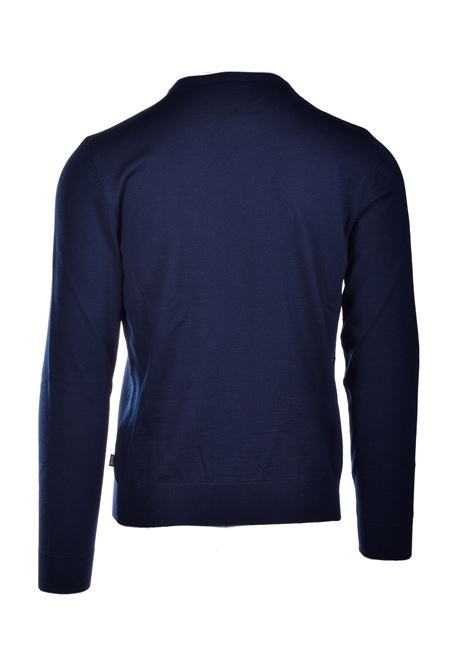 Maglione slim fit in lana vergine BOSS | Maglieria | 50435462402