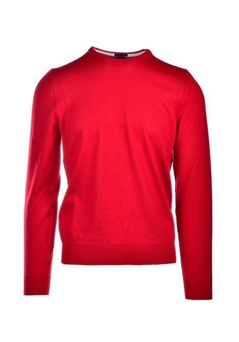 Maglione slim fit in lana vergine BOSS | Maglie | 50435462620