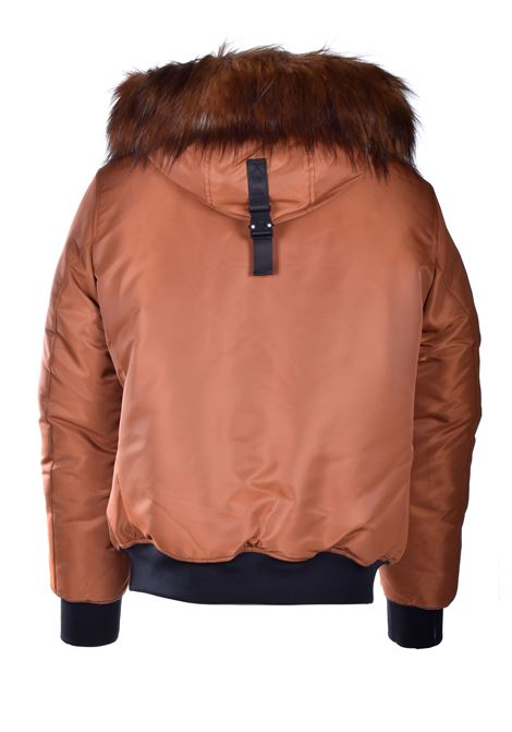 Artic jacket with hood with fur BOSS | Jackets | 50436505206