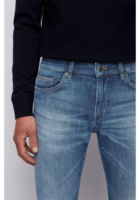 delaware3 Jeans slim fit effetto cashmere BOSS | Jeans | 50437918430