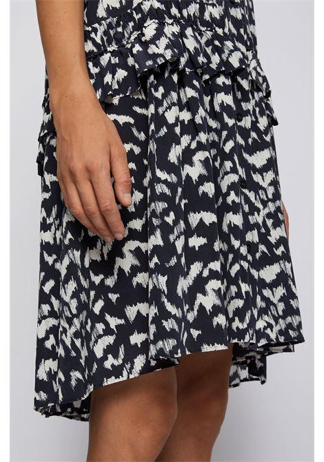 Lightweight canvas shirt dress BOSS | Dresses | 50438078962