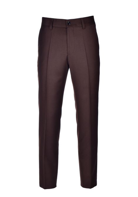 Pantalone classico in lana vergine BOSS | Pantaloni | 50438500342