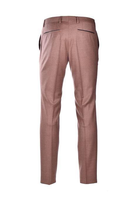 Wilhelm Pantalone classico extra slim fit - beige scuro BOSS | Pantaloni | 50438531262