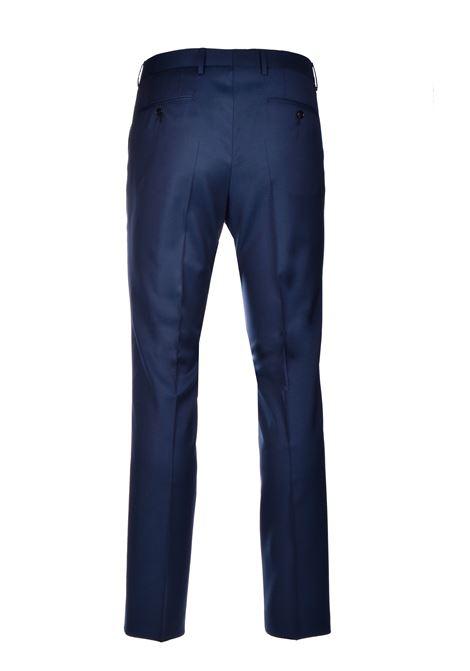 Classic men's suit in dark blue BOSS | suits | 50446816402