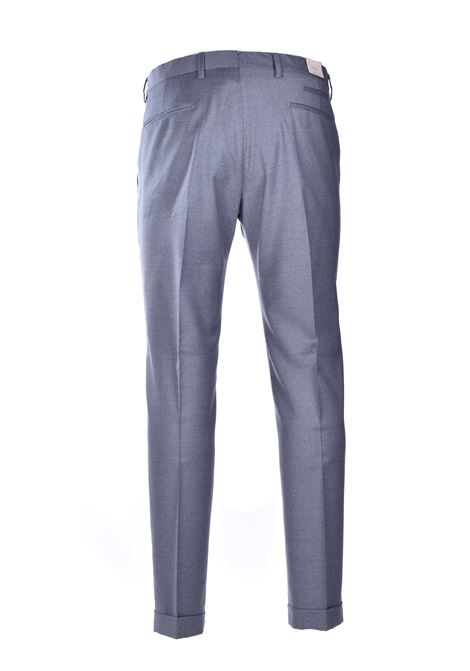 Classic flannel trousers - light gray BRIGLIA | Pants | BG07S 42012050