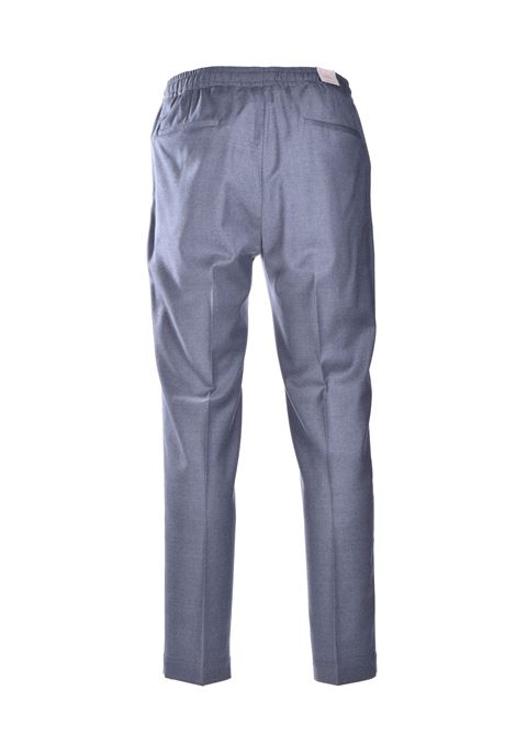 Gray flannel trousers BRIGLIA | Pants | WIMBLEDONS 42012050