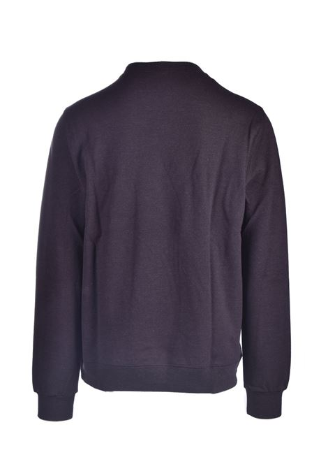 Crewneck in cotton and dark brown wool CIRCOLO 1901 | Knitwear | CN2863004