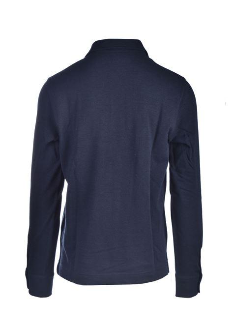 Polo in cotone e lana nero CIRCOLO 1901 | Maglieria | CN2865NERO