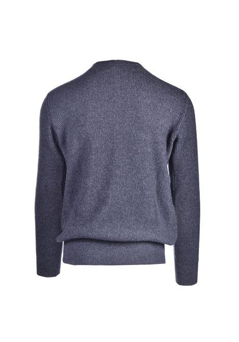 Maglione girocollo in misto lana vergine grigio CIRCOLO 1901 | Maglieria | CN2898GRMEL