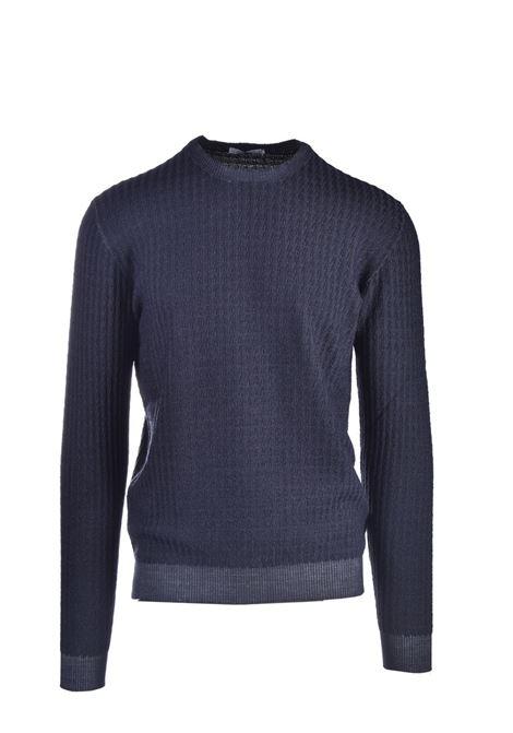Virgin wool crewneck sweater CIRCOLO 1901 | Knitwear | CN2902101FD
