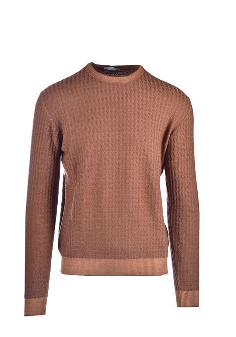 Virgin wool crewneck sweater CIRCOLO 1901 | Knitwear | CN2902406FD