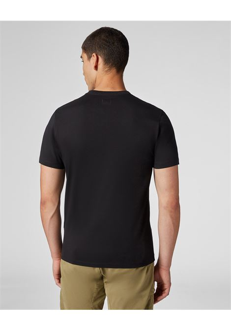 T-shirt in jersey con logo C.P. COMPANY | T-shirt | 09CMTS026A005100W999