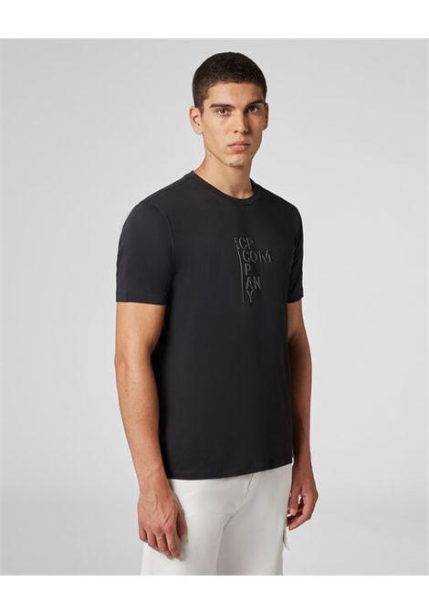 Jersey 30/1 Vertical Logo T-Shirt C.P. COMPANY | T-shirt | 09CMTS157A005100W999