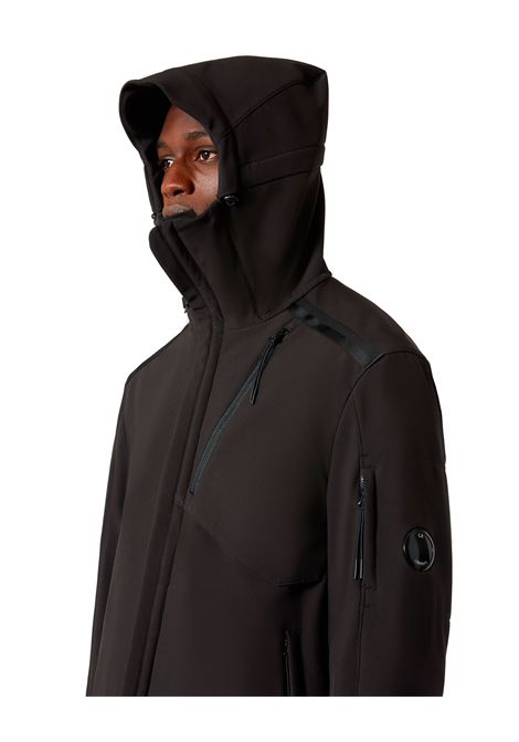 Parka C.P. Shell with hood C.P. COMPANY | Overcoat | 09CMOW045A005784A999