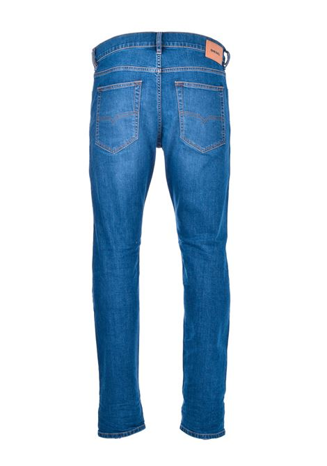 Medium blue D-luster slim stretch jeans DIESEL | Jeans | 00SID8 009DG01