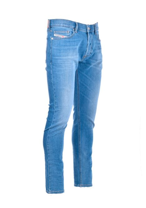 Light blue D-luster slim stretch jeans DIESEL | Jeans | 00SID8 009EK01