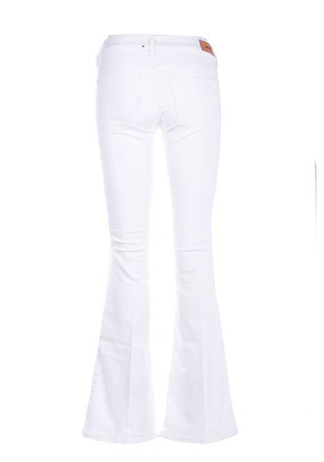 Jeans bootcut flare D-ebbey bianco DIESEL | Jeans | 00SMMV 069PA100