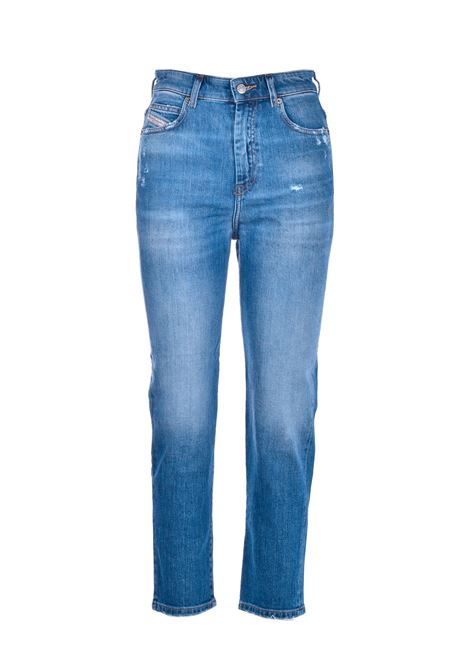 D-eiselle straight jeans - medium blue DIESEL | Jeans | 00SMNH 009CZ01