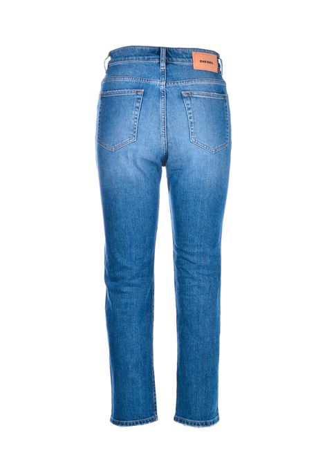 Jeans straight D-eiselle - blu medio DIESEL | Jeans | 00SMNH 009CZ01