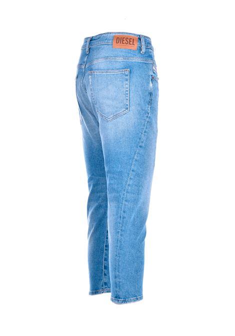 Light blue D-faiza boyfriend jeans DIESEL | Jeans | 00SV1S 009EU01