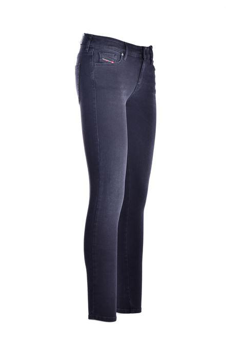 Super skinny jeans Slandy black / dark gray DIESEL | Jeans | 00SXJM 069JW02