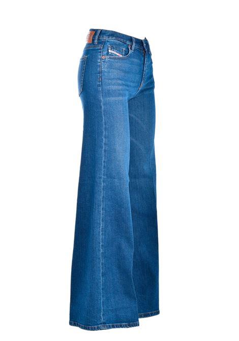 Jeans bootcut and flare D-akemi blu medio DIESEL | Jeans | A00998 009KE01