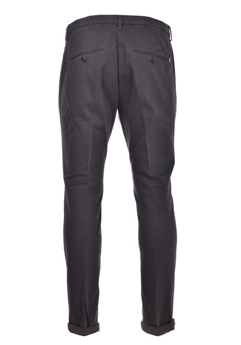 Slim chino trousers in gabardin DONDUP | Trousers | UP235GSE043PTDDU697U