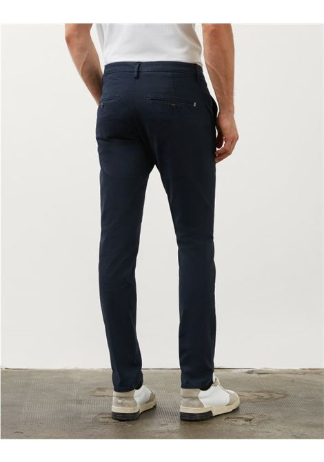 Slim chino trousers in gabardin DONDUP | Pants | UP235GSE043PTDDU890U
