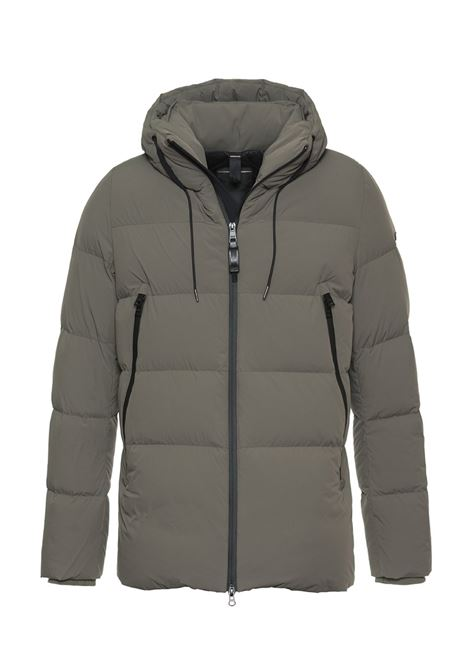 Quilted down jacket in bi-stretch fabric DUNO |  | JUMP324