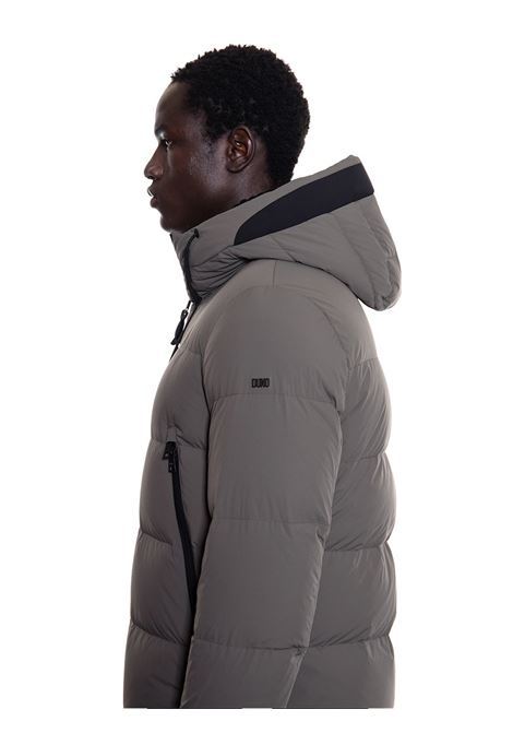 Quilted down jacket in bi-stretch fabric DUNO | Down Jacket | JUMP324