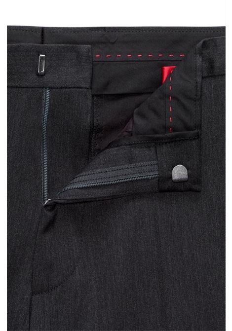 Extra slim fit pants in virgin wool twill HUGO | Pants | 50375354010