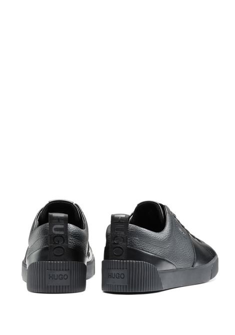 Zero Tenn Sneakers stile tennis in pelle liscia e martellata HUGO | Sneakers | 50440323001