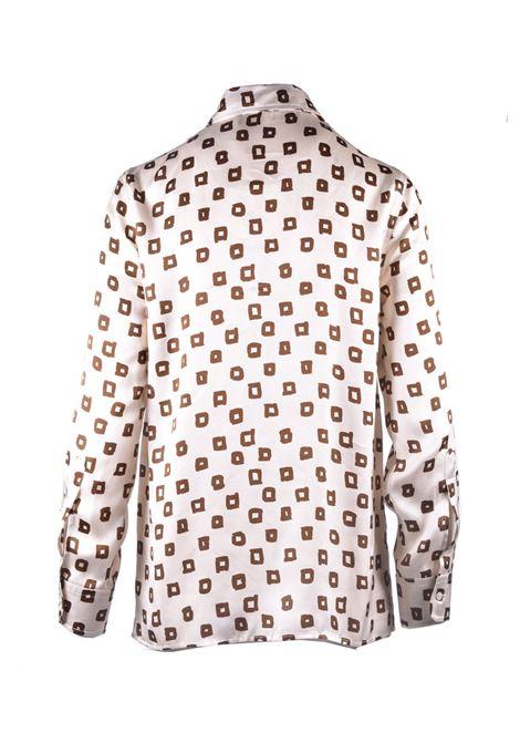 Camicia in viscosa a quadretti JUCCA | Camicie | J3212023/Q317