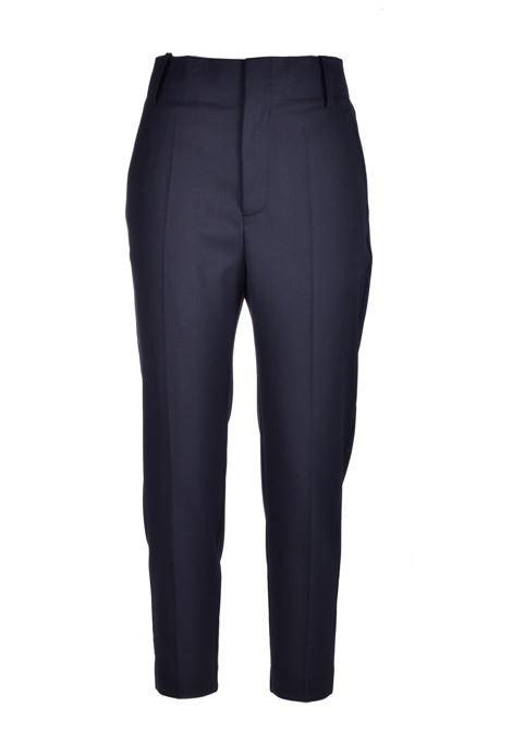 Pantalone a sigaretta nero JUCCA | Pantaloni | J3214007003
