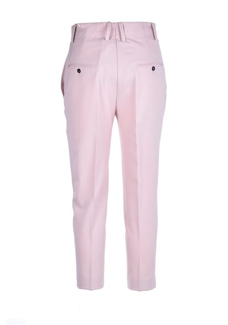 Nougat cigarette trousers JUCCA | Trousers | J3214007317