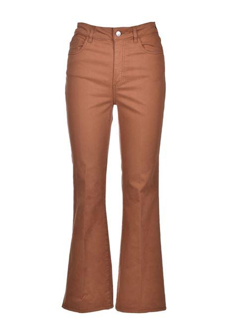 Pantalone smerigliato a trombetta JUCCA | Pantaloni | J32140211675