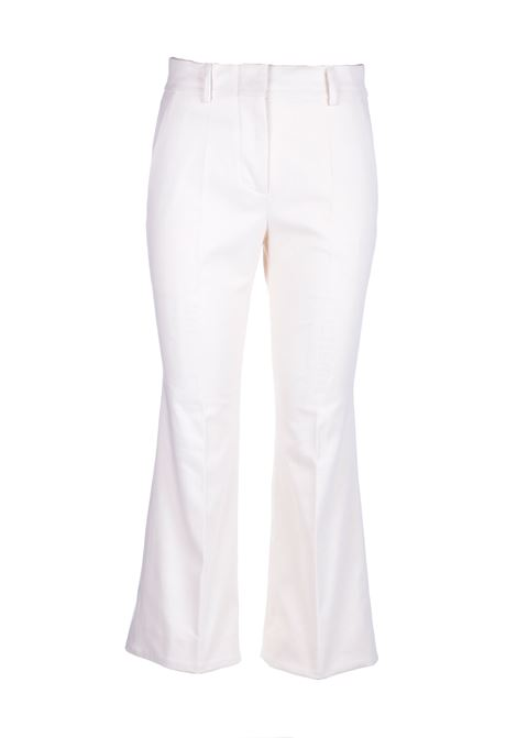 Frosted flared trousers JUCCA | Trousers | J3214030045