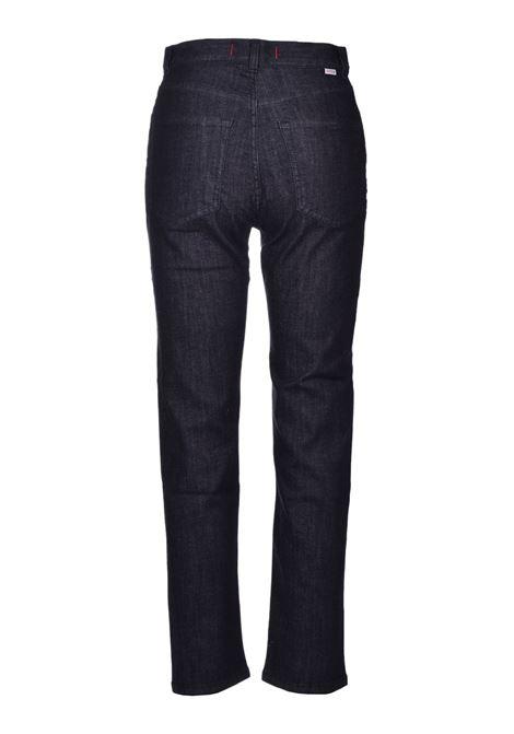 denim baggy nero JUCCA | Jeans | J3214033/N003