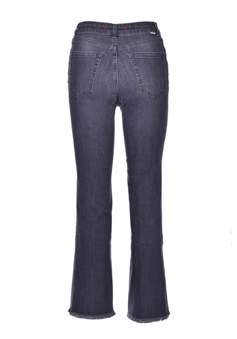 jeans a trombetta grigio JUCCA | Jeans | J3214035047