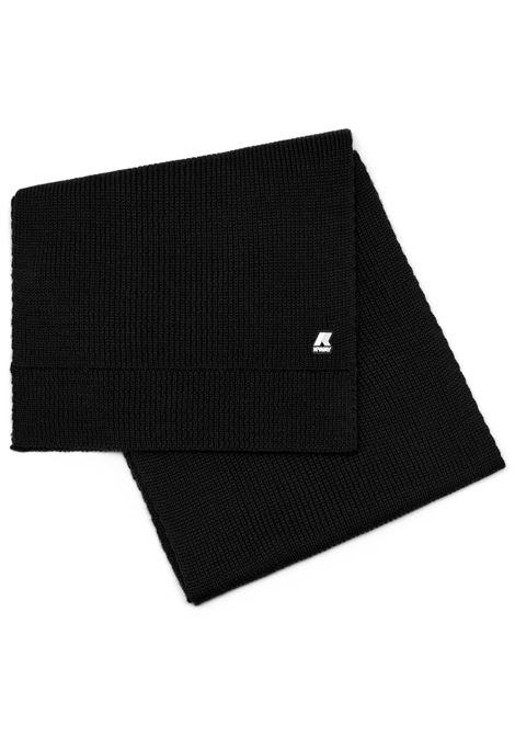 Etienne cardigan stitch scarf K-WAY | Scarves | K008K00USY