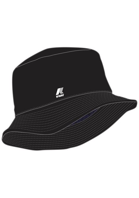 Cappello pascal marmotta K-WAY | Cappelli | K111F5WA3C