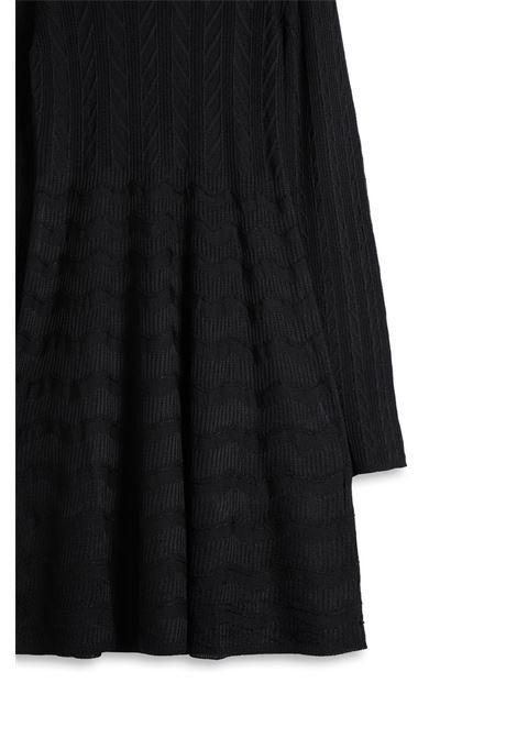 Black beauty knit dress M MISSONI |  | 2DG00495/2K007893911